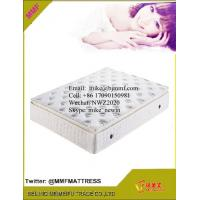 Pocket Coil Spring Mattresses with Memory Foam Topper