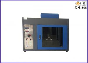 China 20 / 50 Drops Laboratory Fire Testing Equipment Low Voltage Tracking Tester on sale