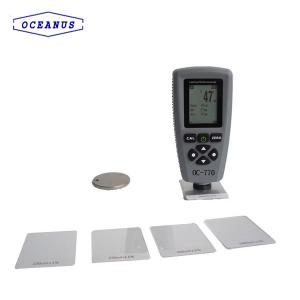China OC-770 Coating thickness gauge for  non-destructive coating thickness measurement on sale