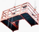 El tipo acero de U suspendió la cuna de la plataforma, los andamios suspendidos para la chimenea mantiene ZLP630