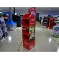 China Folding Desktop PDQ display boxes,paper Counte display for Festival Candy on sale