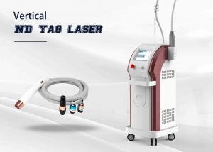 China 1~6mm Spot Size Q Switched ND YAG Laser Machine For Pigment Removal No Downtime on sale
