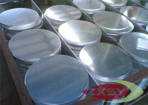 China Coating / Printing Deep-drawing Aluminum Circle For Pans Alloy 3003 on sale