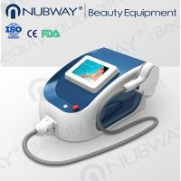 China portbable laser diode 808 machine for permanent hair removal on sale