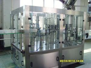 China 5000-6000bph Pet Small Bottle Mineral Water Filling Machine With High Speed on sale