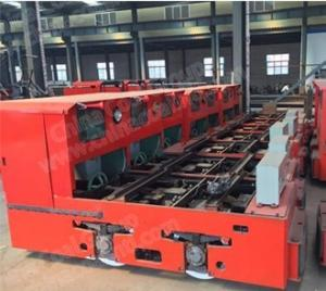 China 3t electric mining diesel narrow gauge locomotive on sale