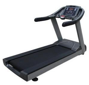 China LED Display Motorized Folding Commercial Treadmill Running Machine With MP3 Plug on sale