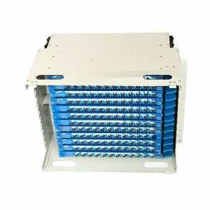China 144 core ODF unit box for Optical Fiber Distribution Frame on sale