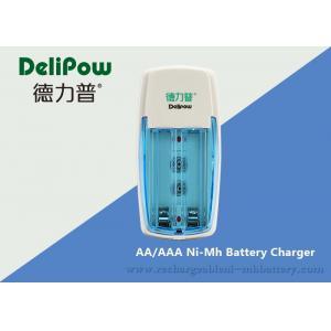 China Chargeur de batterie rechargeable pour des fentes de la batterie rechargeable 2 de puissance élevée on sale