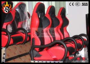 China 5D Cinema Equipment with 6 Degrees of Freedom Cinema Chair on sale