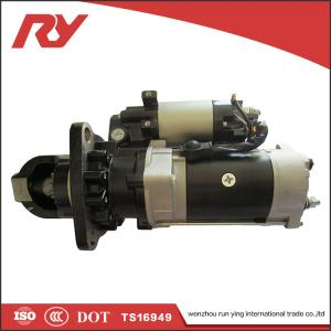 China TS16949 24v CARTER Engine Starter Motor With Long Service Life / Copper Material M4T95478 CAT3Y8850 on sale