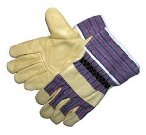 China Pig Grain Leather Palm Gloves on sale