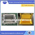rotational molding cooler box mould