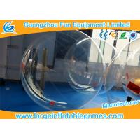Summer Inflatable Water Walking Ball Clear Water Roller Ball Customized Size