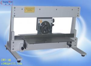 China Manual PCB Hydraulic Shearing Machine Circle Blade / Linear Blade on sale