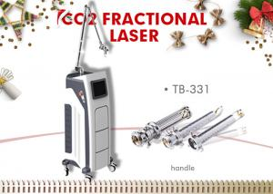 China Hospital Co2 Fractional Laser Machine For Acne / Scar Removal / Vaginal Rejuvenation supplier