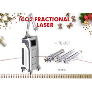 China Hospital Co2 Fractional Laser Machine For Acne / Scar Removal / Vaginal Rejuvenation on sale