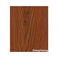 SMP Coating Pre Painted Galvanized Sheet Wood Grain Acid Resistance Width 700-1600MM