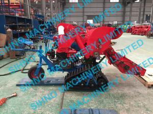 China SIHNO 4LZ-0.7 mini wheat rice combine harvester, 12 hp, 14hp, skype:sherrywang33 on sale