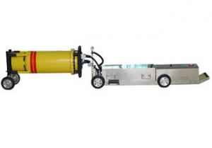 China Easy to operate 110V 220 V HUATEC X - ray Pipeline Crawlers HXPC-100C on sale