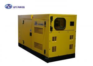 China 50kW Soundproof Deutz Diesel Generator Set , 3 Phase 4 Wire Industrial Generator on sale
