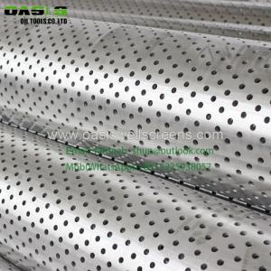 China manufacturer provide of Stainless Steel Perforated