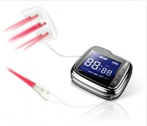 China Мягкий дозор управлением кровяного давления лазера, здоровый естественный прибор облегчения боли лазера on sale