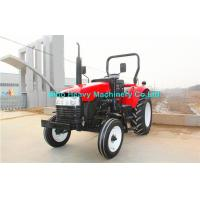 Red SHMC554 Four Wheel Drive Tractors / Farm Tractor , 55 Horsepower