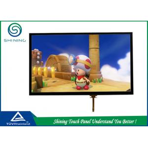 China Game Console Game Touch Screen Resistance 16/9 Aspect Ratio FPC Type supplier