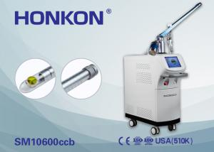China Professional Safe Vaginal Care Pigment Removal CO2 Fractional Laser For Beauty Salon on sale