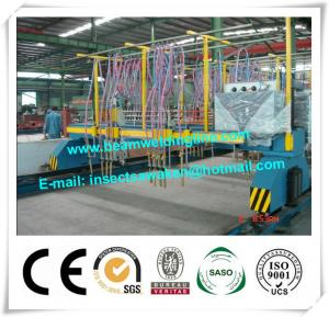 China Steel Plate H Beam Production Line CNC Flame Cutting Machine Gantry Model on sale