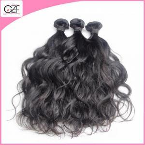 China Good Cheap Brazilian Hair Weaving Best Selling Brazilian Hair Natural Wave on sale