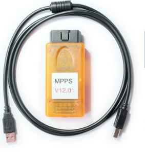 China MPPS Chip Tuning Dongle V12.01 ECU CHIP TUNING on sale