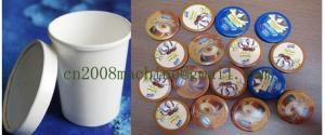 China paper lid  machine on sale
