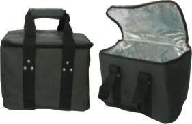 China Customized 1800D oxford 46x33x62cm Fishing Tackle Bag With cooling liner on sale