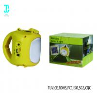 China Camping Solar LED Outdoor Landscape Lighting Solar Hand Lamp 35000-50000 Hrs on sale