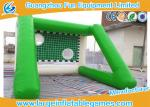 China Outside Inflatable Field Goal Post For Soccer Ball 4 * 4 *3 M Excellent Durability wholesale