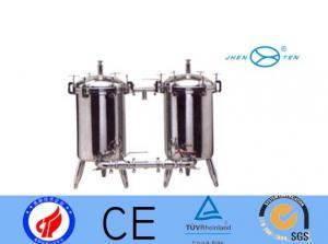 China Hygienic Grade Olive Transformer Oil Filtration Machine SS304 316L on sale