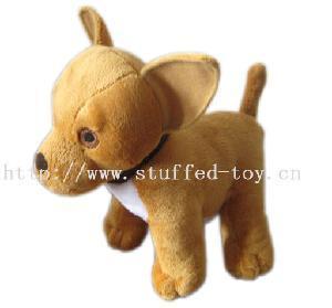 China Plush Stuffed Dog Toy (GT-20122042) on sale