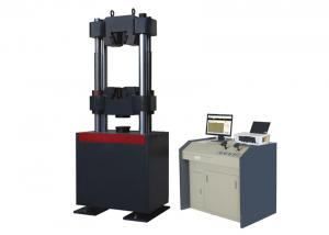 China Laboratories Hydraulic Tensile Testing Machine for Bending Shearing Peeling on sale