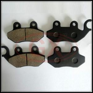 China Motorcycle None Asbestos Brake Pads CAGIVA CITY 50, GARELLI-KRS50, PGO-BIG MAX50S on sale