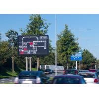 Wireless Dynamic Message Signs , Digital Highway Message Boards Ekran