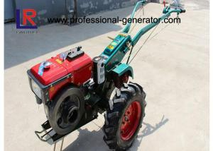 China Agricultural Tractor Tillers And Cultivators 12HP Farm Hand Tractor ISO Approved on sale