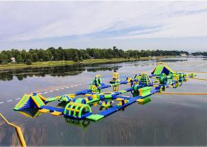 China Inflatable Water Park Toys, Inflatable Aquapark, Water Park Projects Inflatable on sale