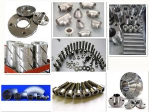China Corrosion Resistant Titanium Alloy Fittings , Custom Titanium Fasteners & Screws on sale