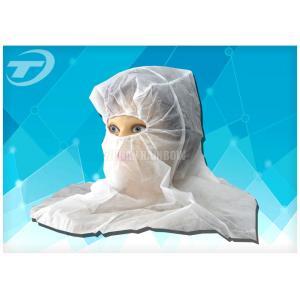 Masque protecteur jetable de capot de Balaclava antipoussière et respirable