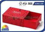 Customized Rigid Paper Drawer Box for Hair Treatments / Body Soap / Lip Balm Kit