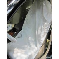 China Disposable car seat cover on sale