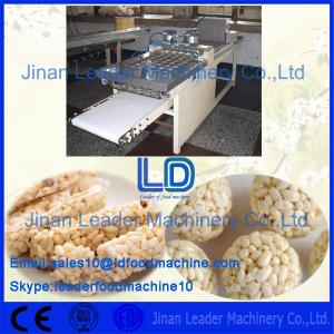 China 2014 New China 304 Stainless Steel Automatic Nutrition Bar Product machinery on sale