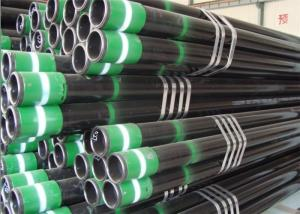 China Professional Round Oil Casing Pipe J55 K55 L80 N80 Material For Natural Gas on sale